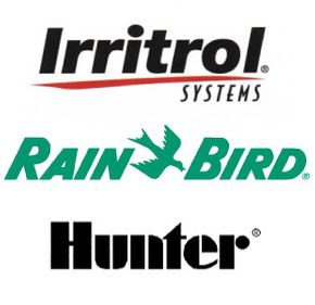 irritrol/rain bird/Hunter